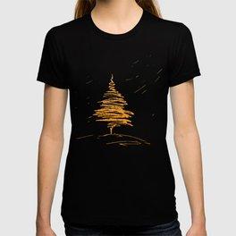 IN.MO - XMAS - ORANGE T-shirt
