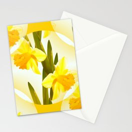 Spring Yellow Flowers #decor #society6 #buyart Stationery Cards