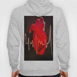 Heart Beat Monitor Hoody