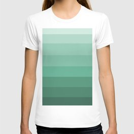 Turquoise Energy - Color Therapy T-shirt