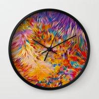 marc jacobs Wall Clocks featuring Marc by JR Schmidt