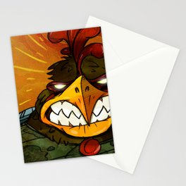 Cluck Stationery Cards