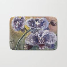 Orchid Morning Bath Mat