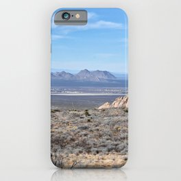 Dripping Springs New Mexico iPhone Case