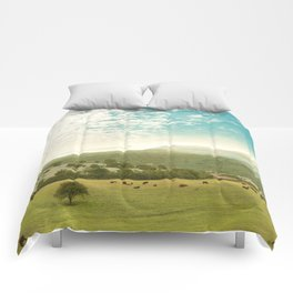 Spring Mood Comforters