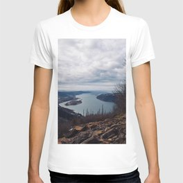 The Gorge in the Fall T-shirt