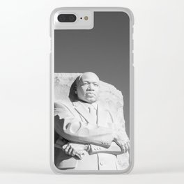 I Have a Dream Clear iPhone Case