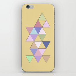 Abstract #809 Passages iPhone Skin