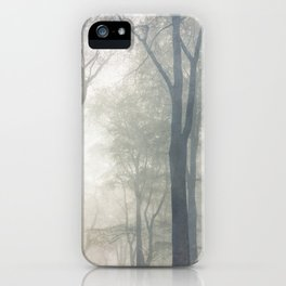 Cathedral of Trees iPhone Case