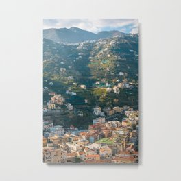 Over Minori 02 Metal Print