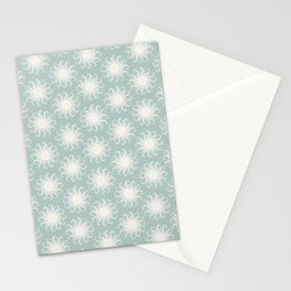 Boho Sun Pattern VI Stationery Cards