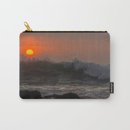 Summer Waves Carry-All Pouch
