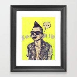 Taeyang Framed Art Print