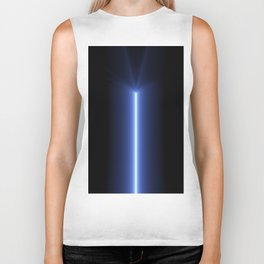 Abstract Composition 442 Biker Tank