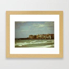 Sicily feeling Framed Art Print