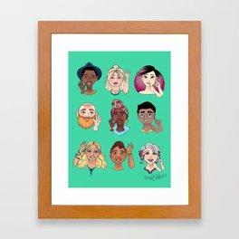 CODA Framed Art Print