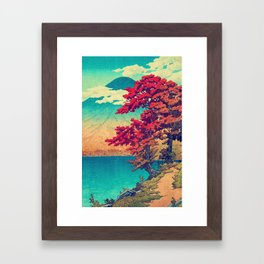 The New Year in Hisseii Framed Art Print