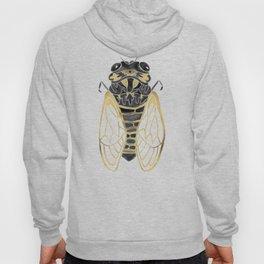 Cicada – Black & Gold Hoody