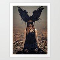 """""""Enchantress"""" Art Print"""