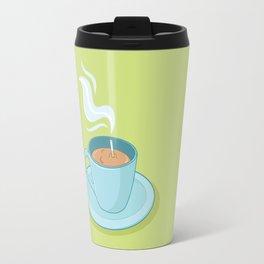 Hot Coffee, Not! Travel Mug