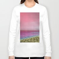 sunrise Long Sleeve T-shirts featuring Sunrise by Sandy Broenimann
