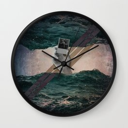 U/3 (Swastikunt) Wall Clock