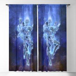 Deep Space Embrace Blackout Curtain