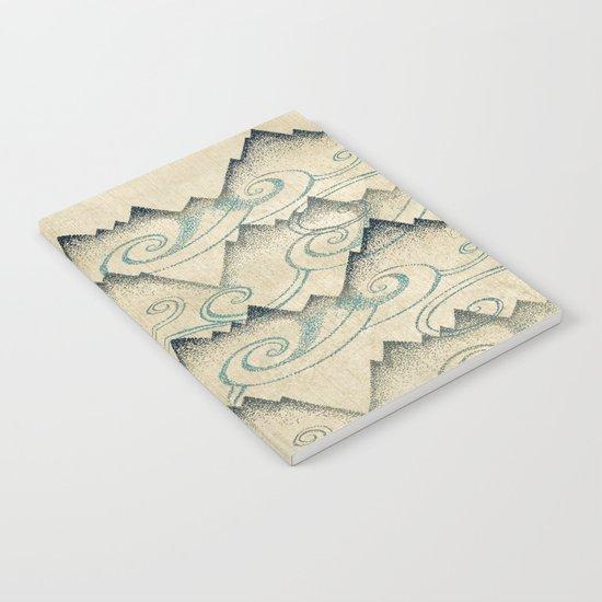 Mountain Breeze  Notebook