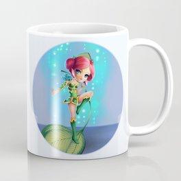 leafgirl Coffee Mug