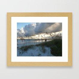 Someday afternoon Framed Art Print