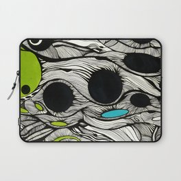 Green with Envy Laptop Sleeve