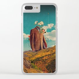 Sometimes I Think You'll Return Clear iPhone Case