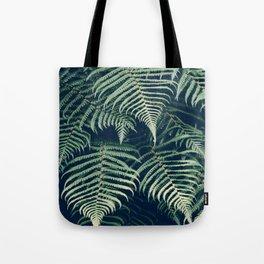 Fern Beach Tote Bag