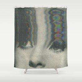 0 0 Shower Curtain