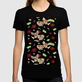 Zombie Chihuahua T-shirt