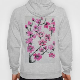 Cherry Simple Hoody