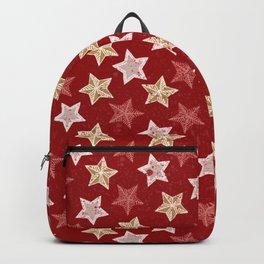 Festive Stars Backpack