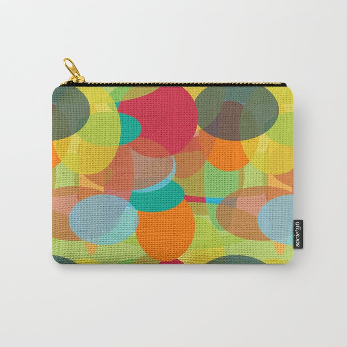 Vivid Mood Carry-All Pouch