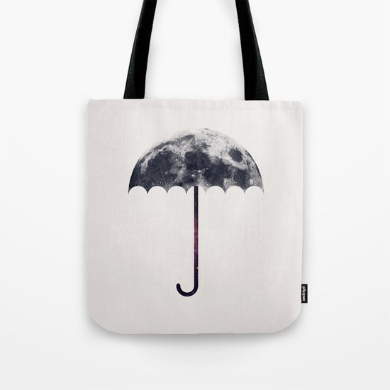 Space Umbrella II Tote Bag