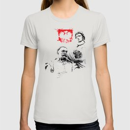 Polish King Jan III Sobieski & Marysienka T-shirt