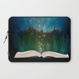 Open Your Imagination Laptop Sleeve