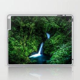 Jungle Waterfall Laptop & iPad Skin