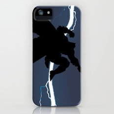 Bat Knight Returns iPhone SE Slim Case