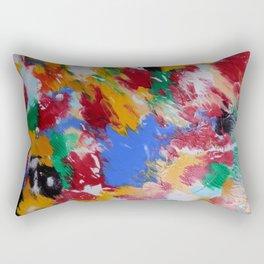 Color Game 02 Rectangular Pillow