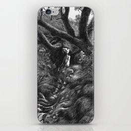 Herbert Emmett Zella iPhone Skin
