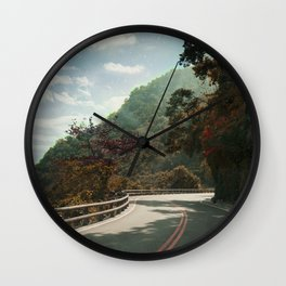 Provincial Highway 11 Wall Clock