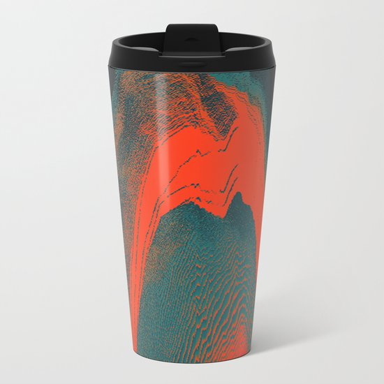 Idiosyncrasy Metal Travel Mug