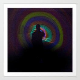 Fabric of Light XIII Art Print