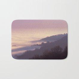 Winter Mist Bath Mat