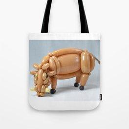 warthog(balloon art) Tote Bag